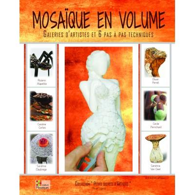 """Livre """" Mosaïque en volume """""""