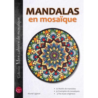 Mandalas en mosaïque - Souscription